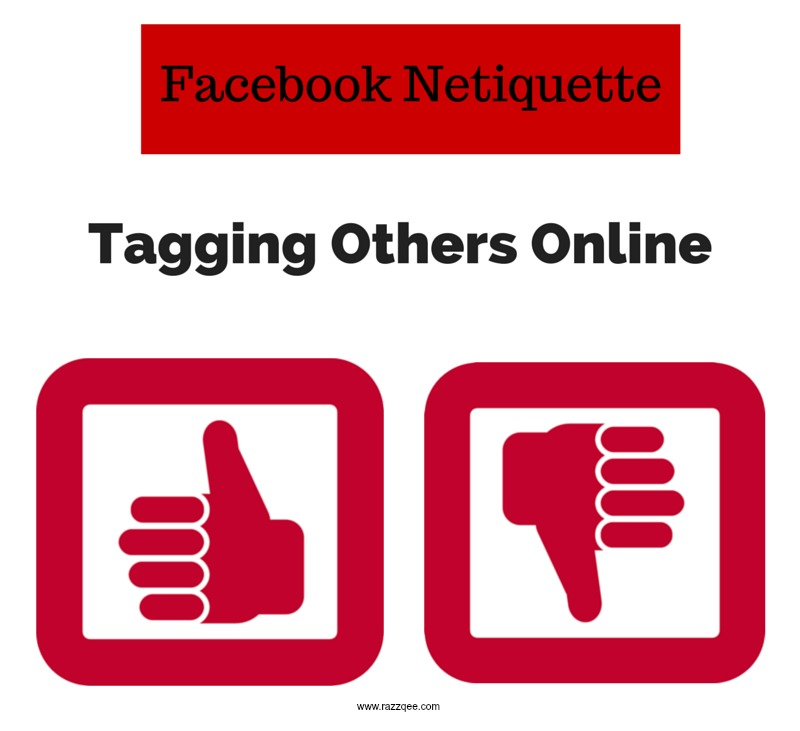 FB: Tagging others online