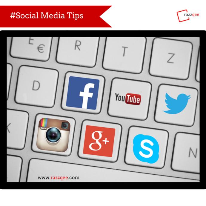 Socialmedia tips